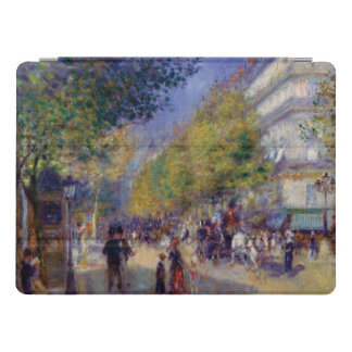 Les Grands Boulevards by Renoir iPad Pro Cover