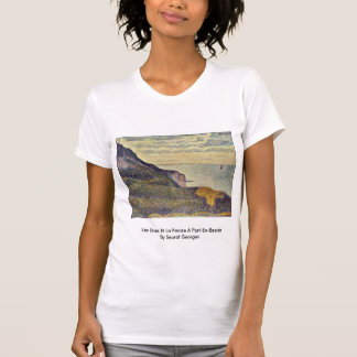 Les Grues Et La Percée à Port-En-Bessin Shirts