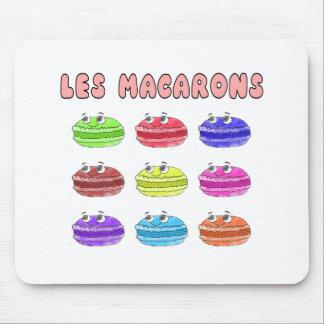 Les Macarons Cute Cartoon Mouse Pad