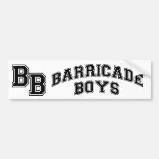 Les Misérables Love: BB Bumper Sticker