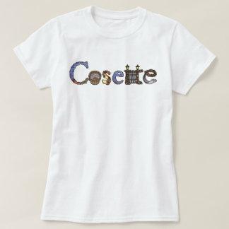 Les Misérables Love: Cosette Font Shirt