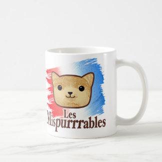 Les Mispurrables Mug