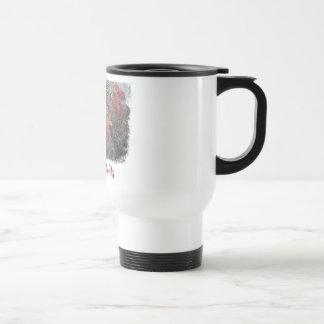 Les Poulet Travel Mug