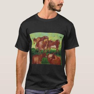 les vaches van gogh  les vaches van gogh  les vach T-Shirt