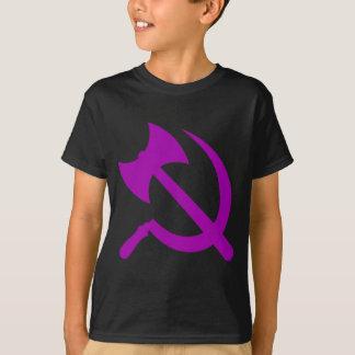 Lesbian Communist T-Shirt