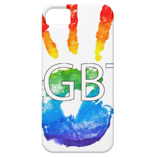 Lesbian Gay BiSexual Transgender LGBT Pride iPhone 5 Cover