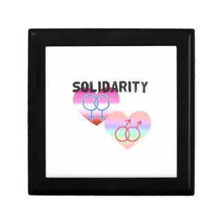 Lesbian Gay Solidarity Gift Box