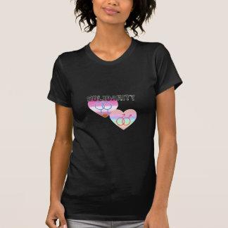 Lesbian Gay Solidarity T-Shirt