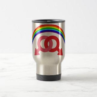 Lesbian love mug