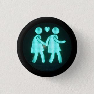 Lesbian Pedestrian Signal Button