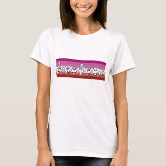 Lesbian Pride American Sign Language LGBT T-Shirt