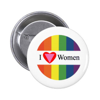 Lesbian pride pins