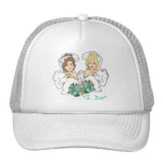 Lesbian Wedding Hat