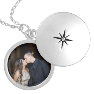 Leslie & Cameron's Wedding Locket