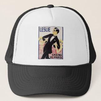 Leslie! Trucker Hat