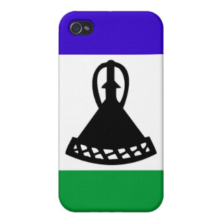 lesotho country flag case case for the iPhone 4