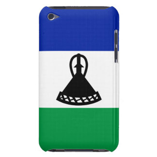 Lesotho Flag Barely There iPod Cover