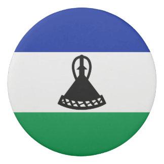 Lesotho Flag Eraser