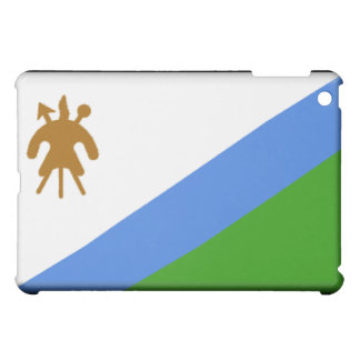 Lesotho Flag  iPad Mini Case
