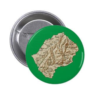 Lesotho Map Button