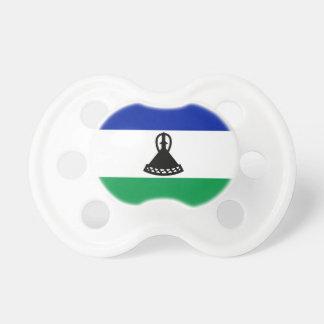 Lesotho National World Flag Dummy