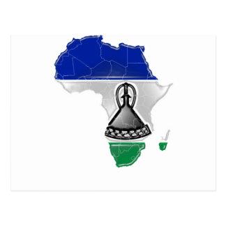 Lesotho Postcard