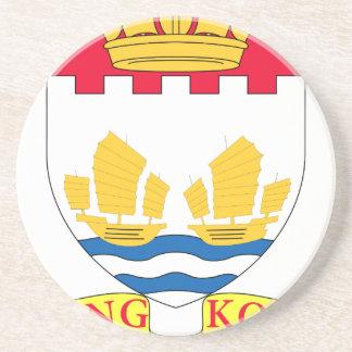 -Lesser_Coat_of_arms_of_Hong_Kong_(1959-1997 Coaster