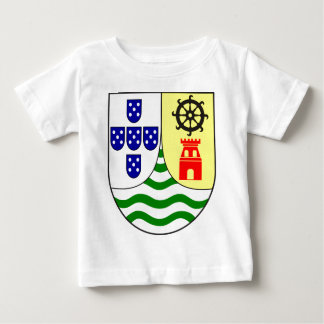 Lesser_coat_of_arms_of_Portuguese_India Baby T-Shirt