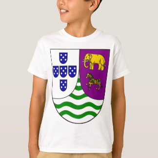 Lesser_coat_of_arms_of_Portuguese_West_Africa T-Shirt