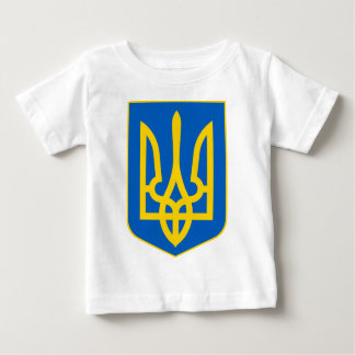 Lesser_Coat_of_Arms_of_Ukraine Baby T-Shirt
