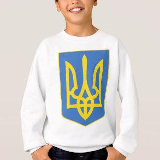Lesser Ukraine Coat of Arms detail Sweatshirt