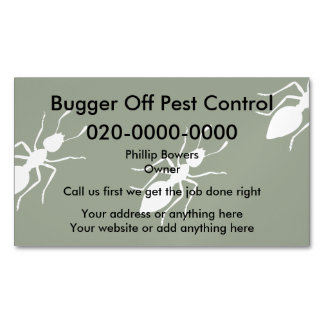 Lest Control UK Business Magnets Magnetic Business Cards