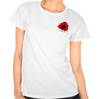Lest We Forget Shirts