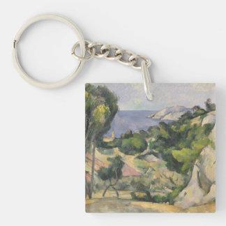 L'Estaque Key Ring
