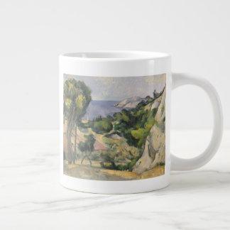 L'Estaque Large Coffee Mug