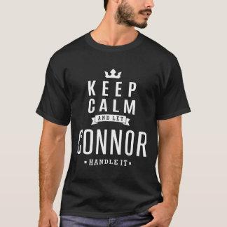 Let Connor Handle It! T-Shirt