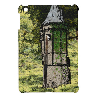 Let Down Your Hair iPad Mini Covers