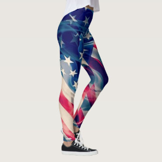 Let Freedom Ring #2 Leggings