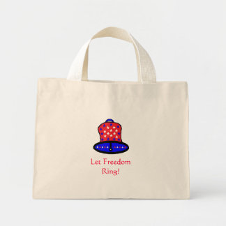 Let Freedom Ring Bell Bags
