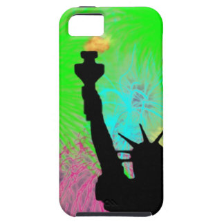 Let Freedom Ring Tough iPhone 5 Case