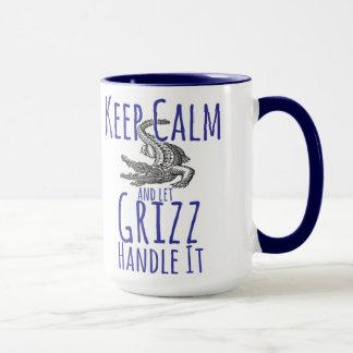 Let Grizz Handle It Mug