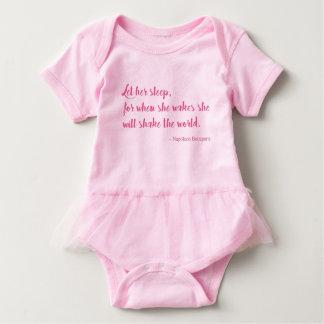 Let her sleep baby bodysuit