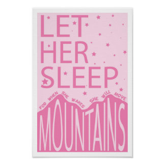 Let Her Sleep Poster