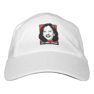 Let her Speak - Kamala Harris - Hat