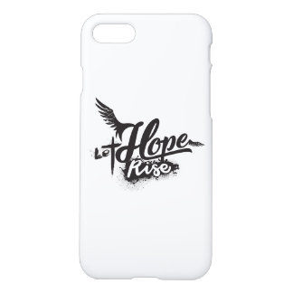 Let Hope Rise iPhone 8/7 Case