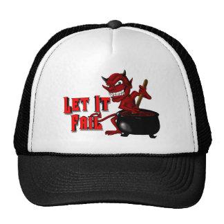 Let It Fail - By Cerberus Guitars Mesh Hats