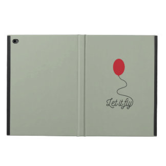 Let it fly balloon Ziw7l Powis iPad Air 2 Case