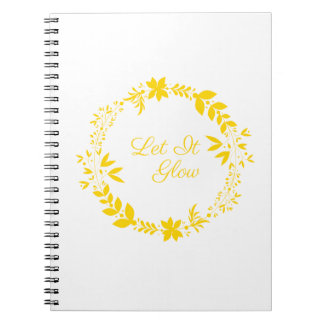 Let It Glow Notebooks