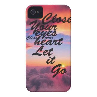 Let it go iPhone 4/4S Case