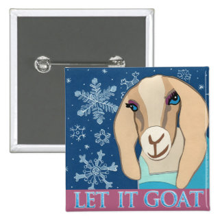 Let It Goat button